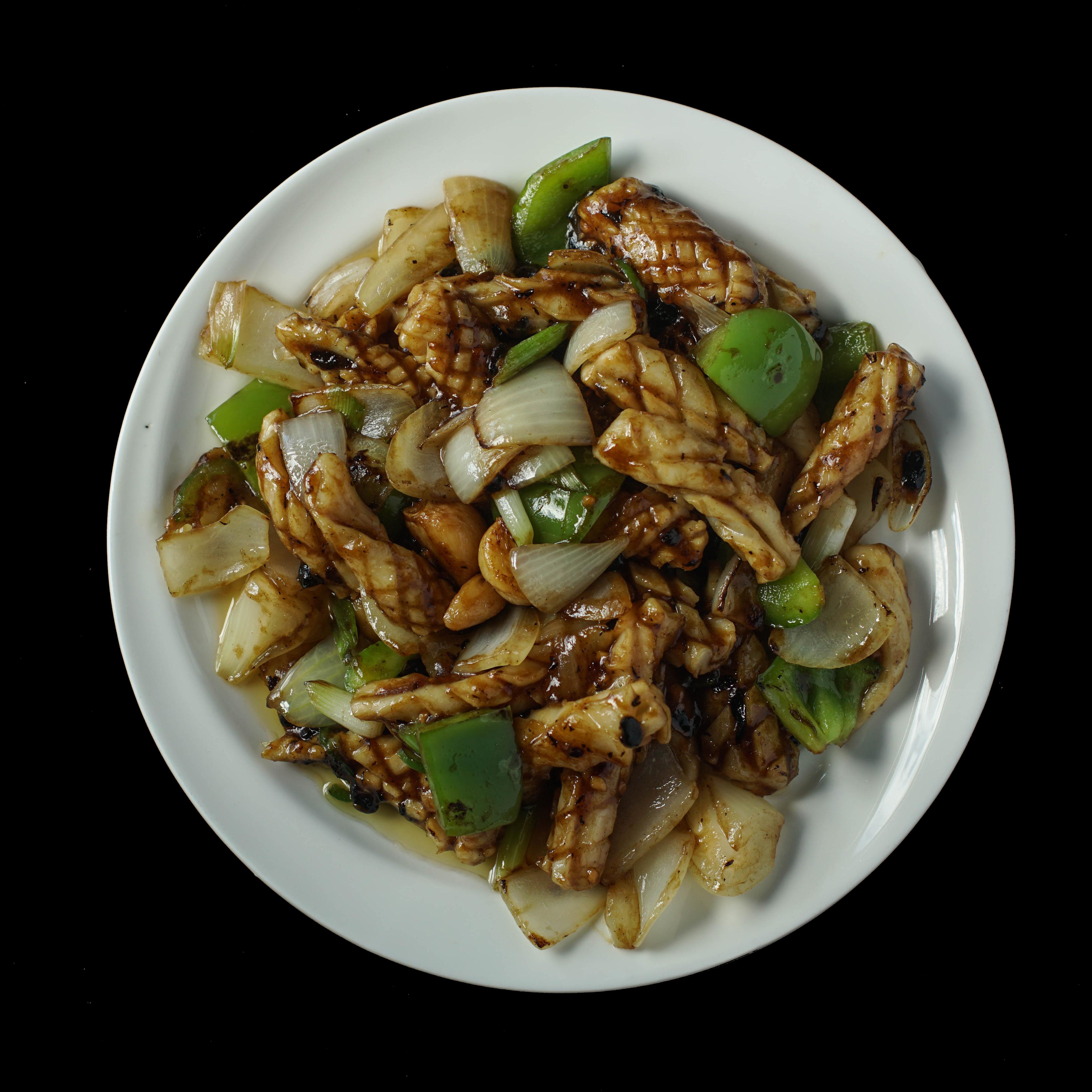 77. 豉椒 Canton Style Fermented Soy Bean Sauce