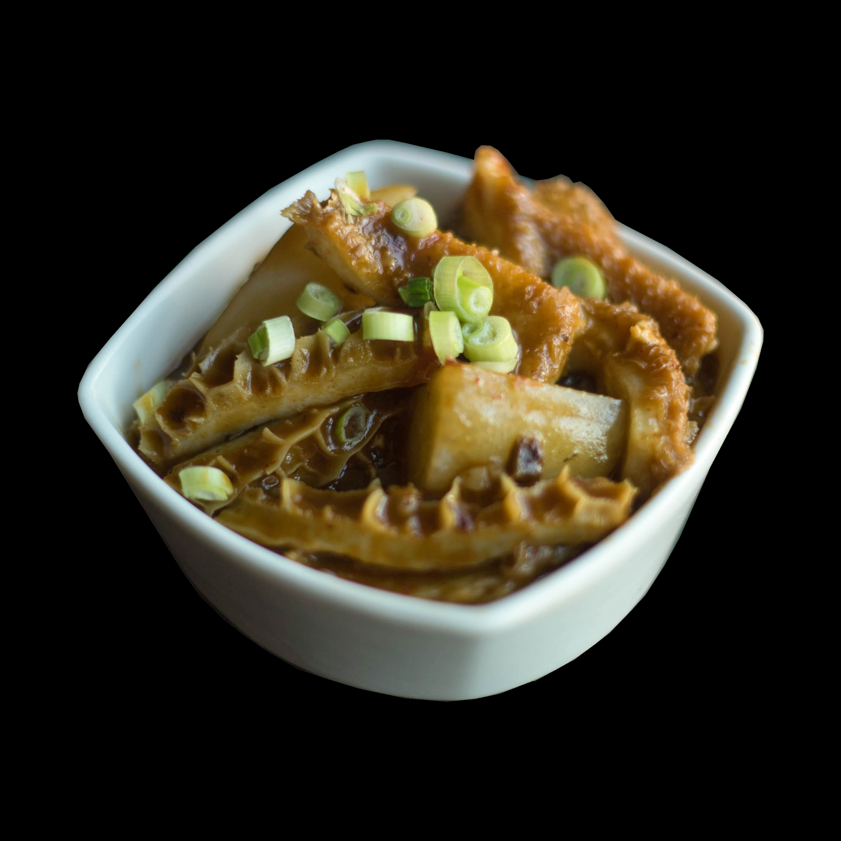 15. 萝卜牛肚 Stew Beef Tripe w/ Radish Image