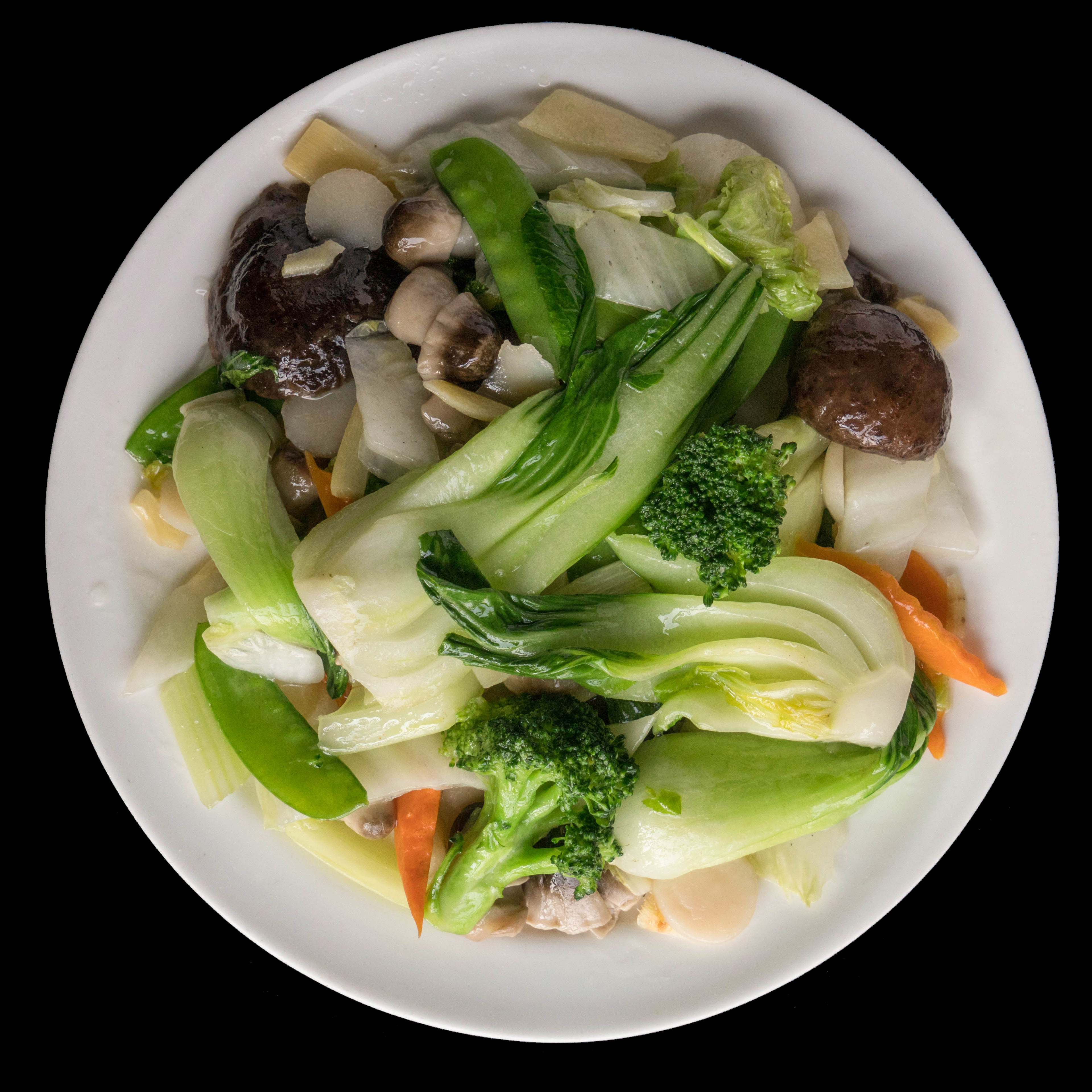 61. 素什锦 Mixed Vegetables Image
