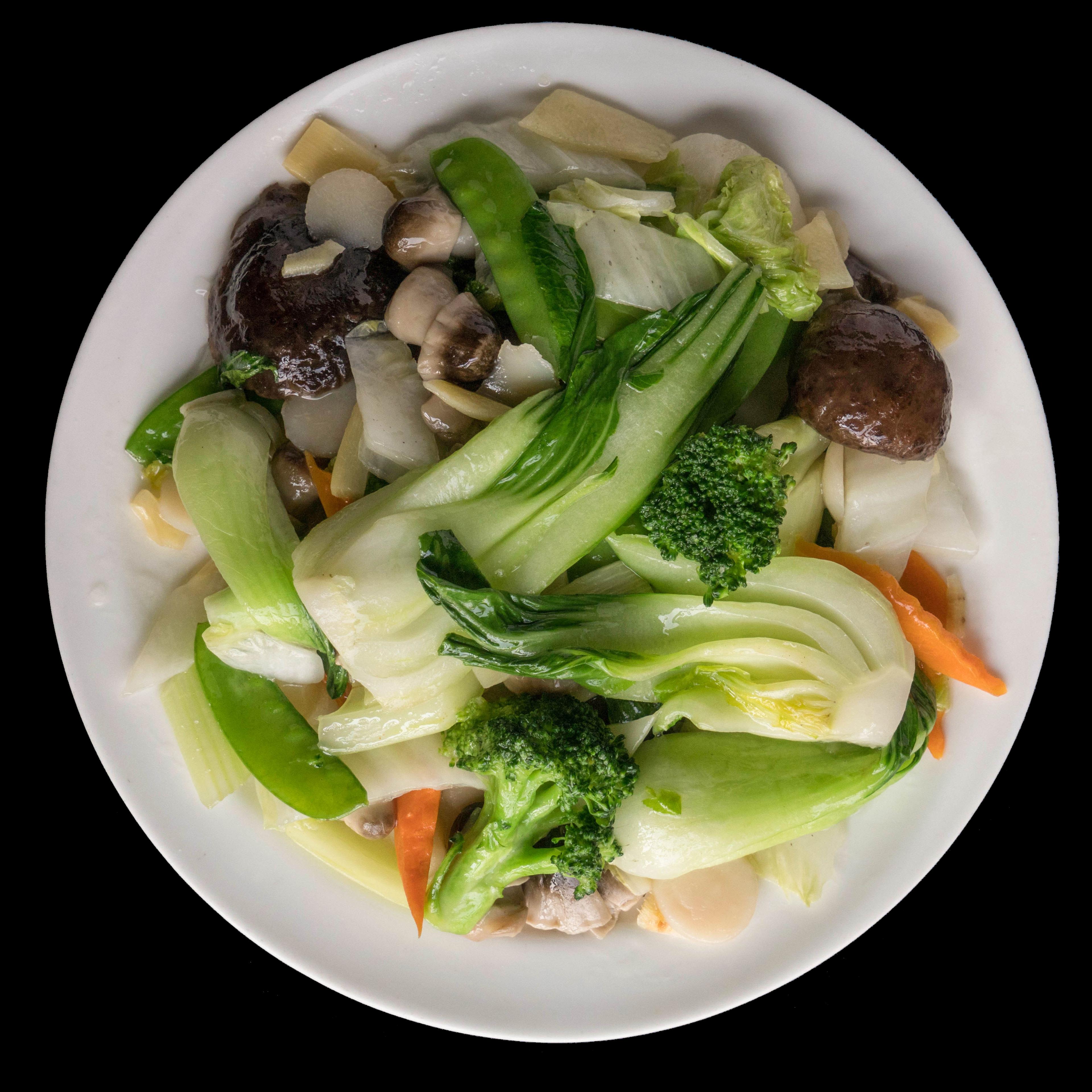 61. 素什锦 Mixed Vegetables Image