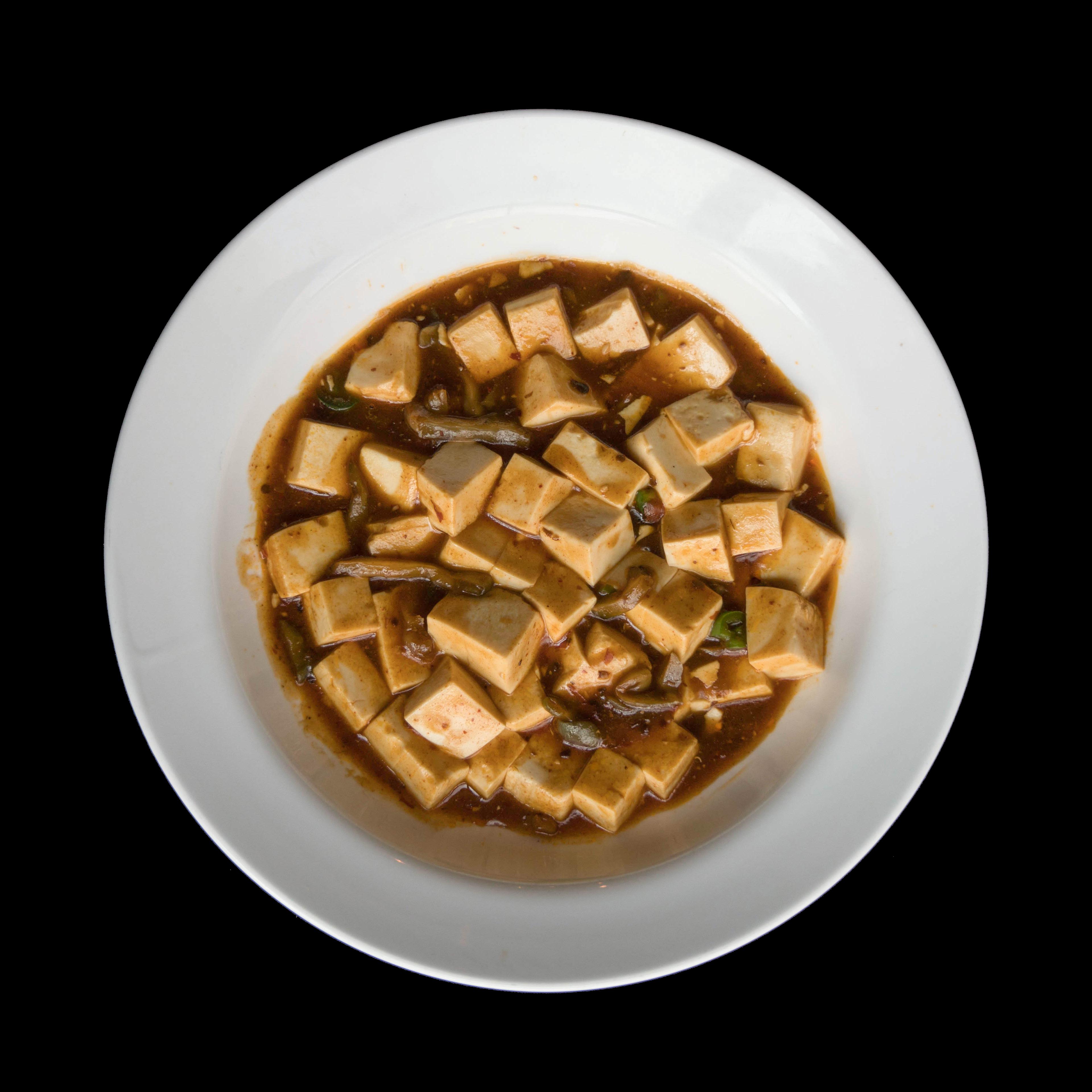72. 麻婆豆腐 Mapo Tofu Image