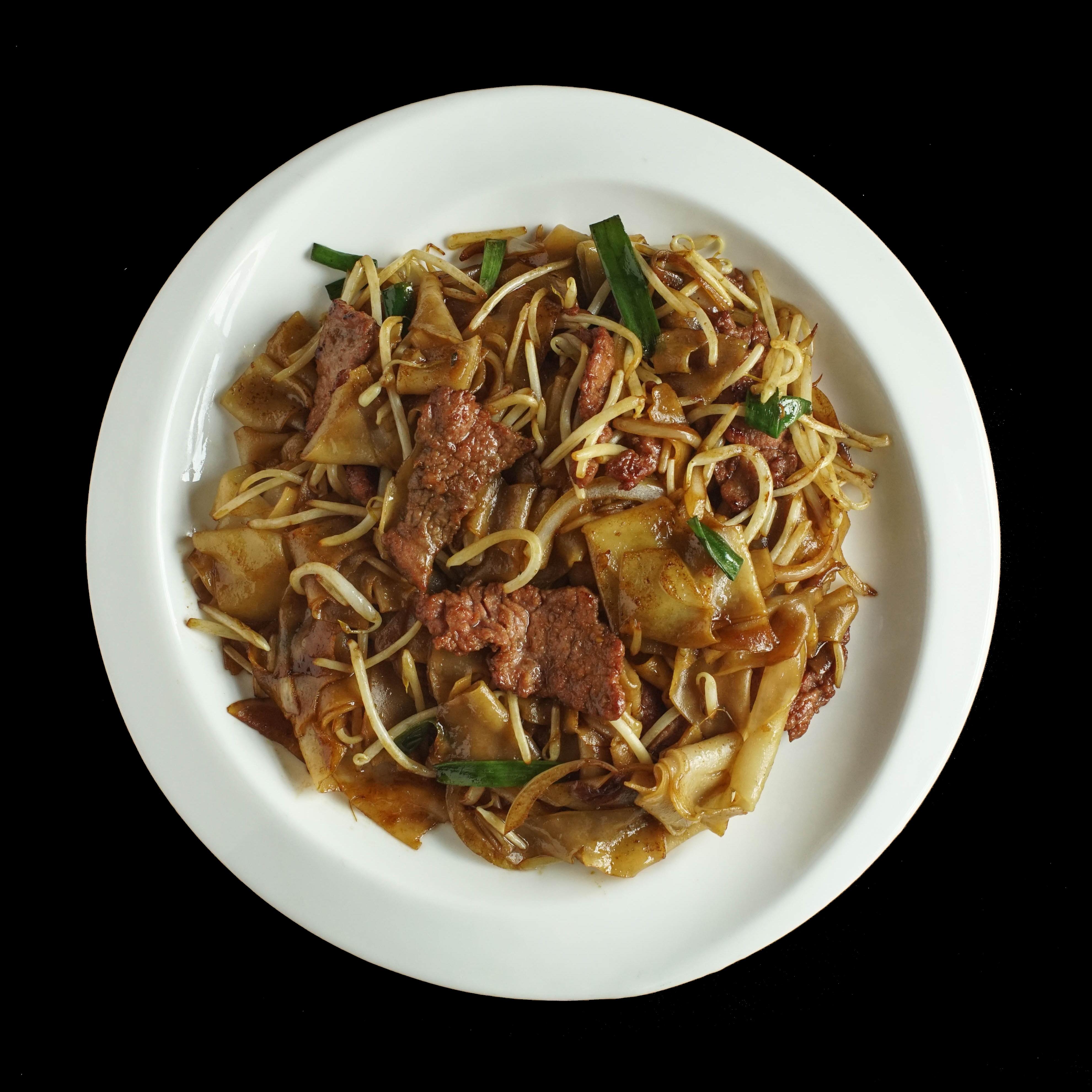 106. 河粉 Flat Rice Noodle