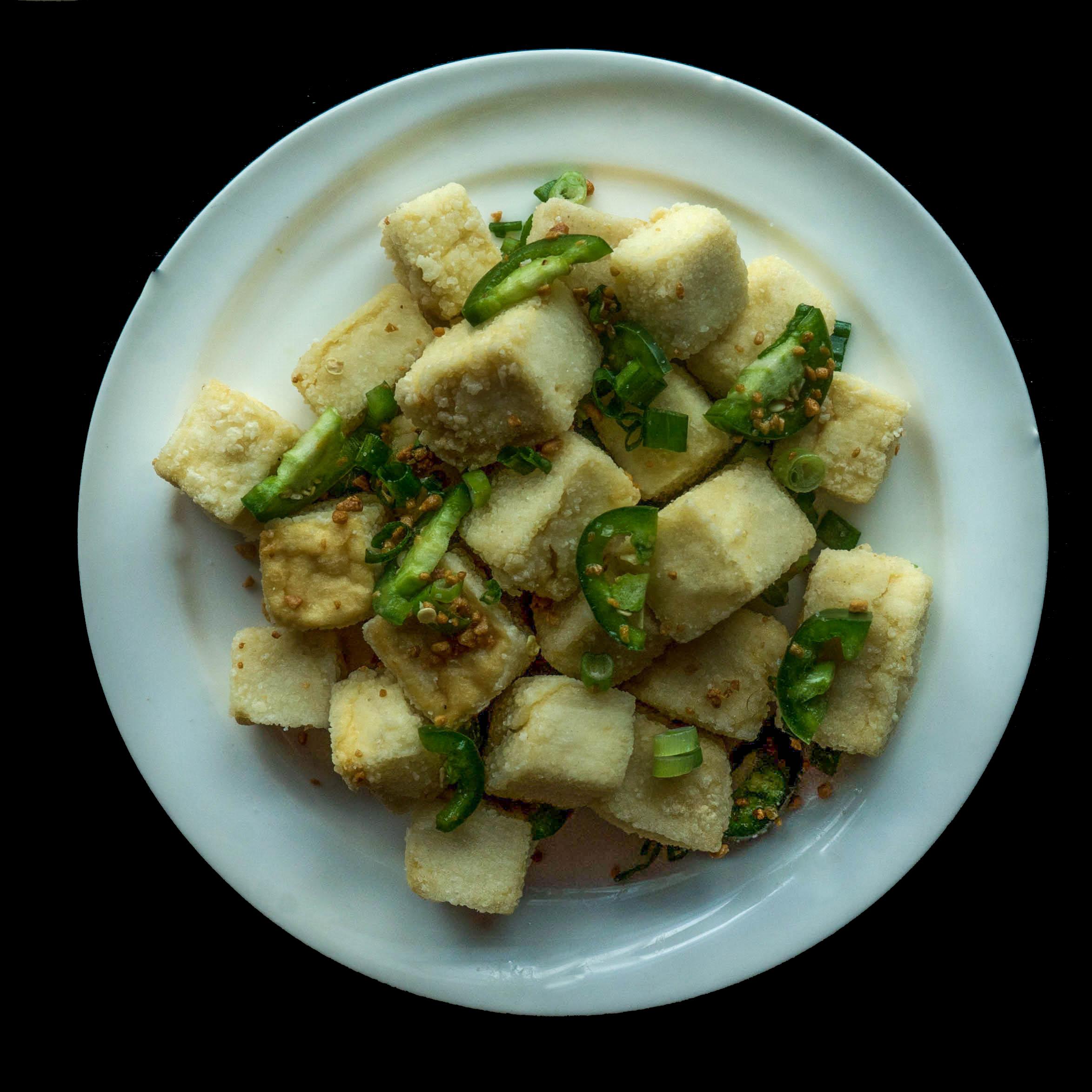 36. 蒜香椒盐 Salt, Pepper & Garlic Deep Fried Image