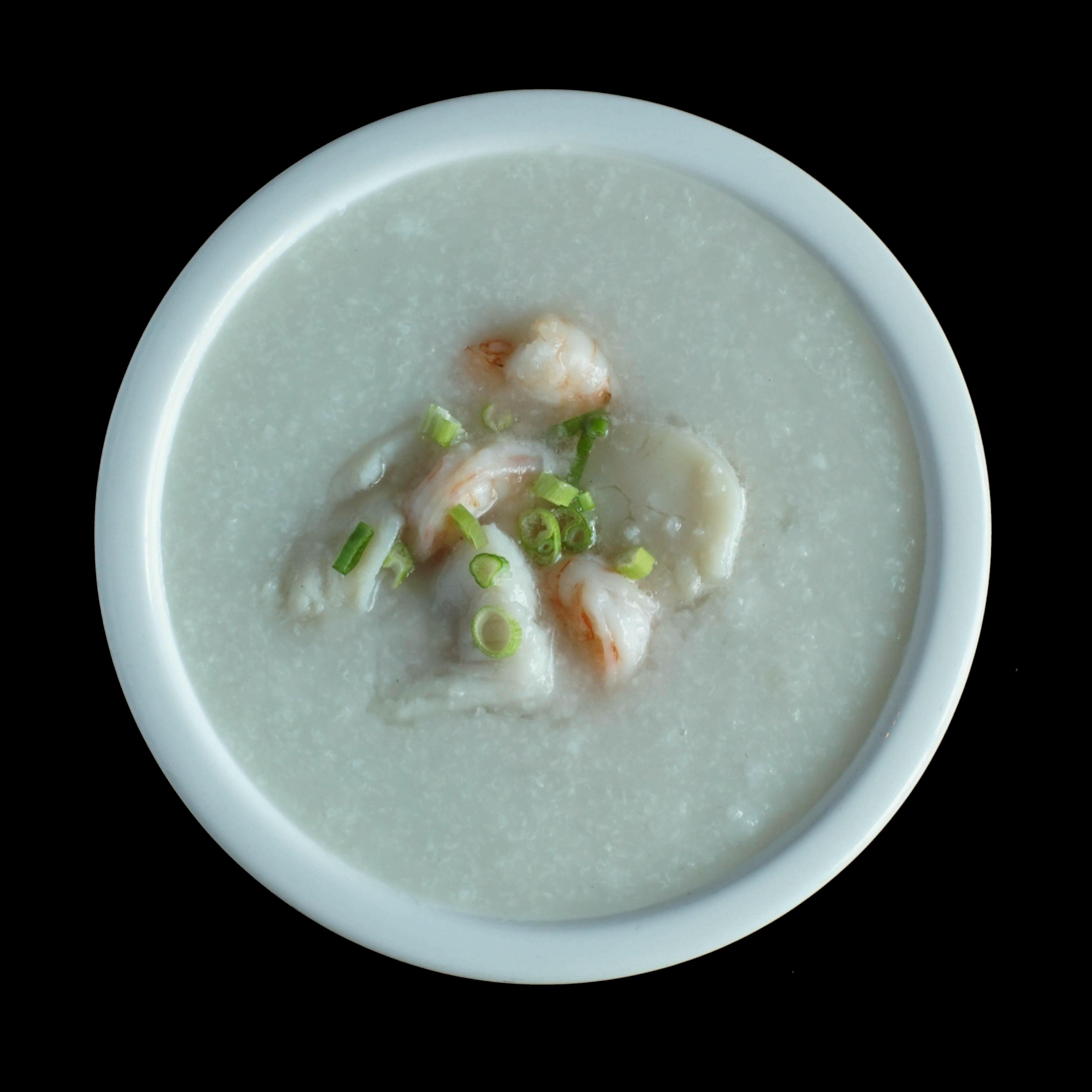 122. 海鲜 Seafood Congee Image