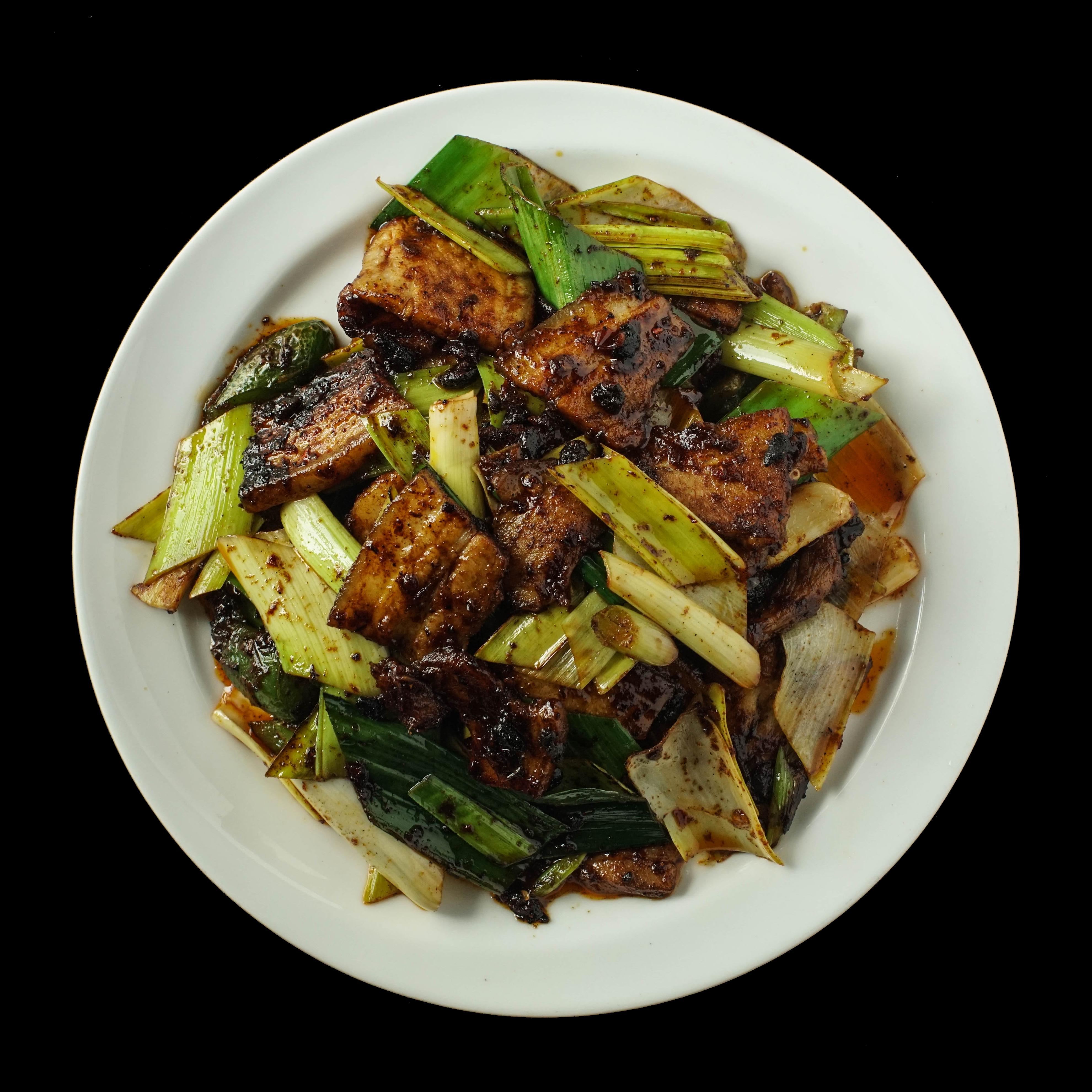 91. 回锅肉 Twice Cooked Pork Belly Image
