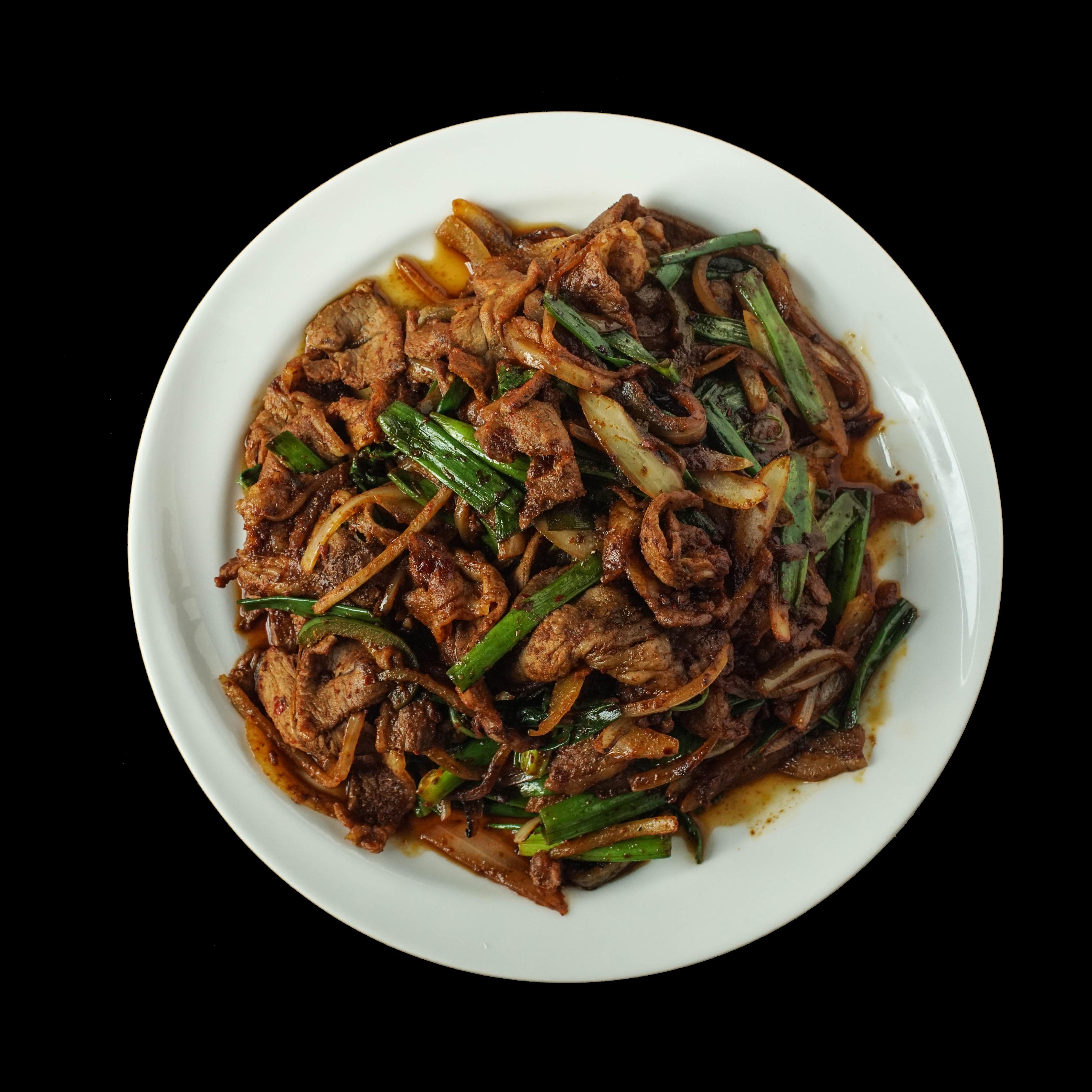92. 孜然牛肉 Cumin Beef Image