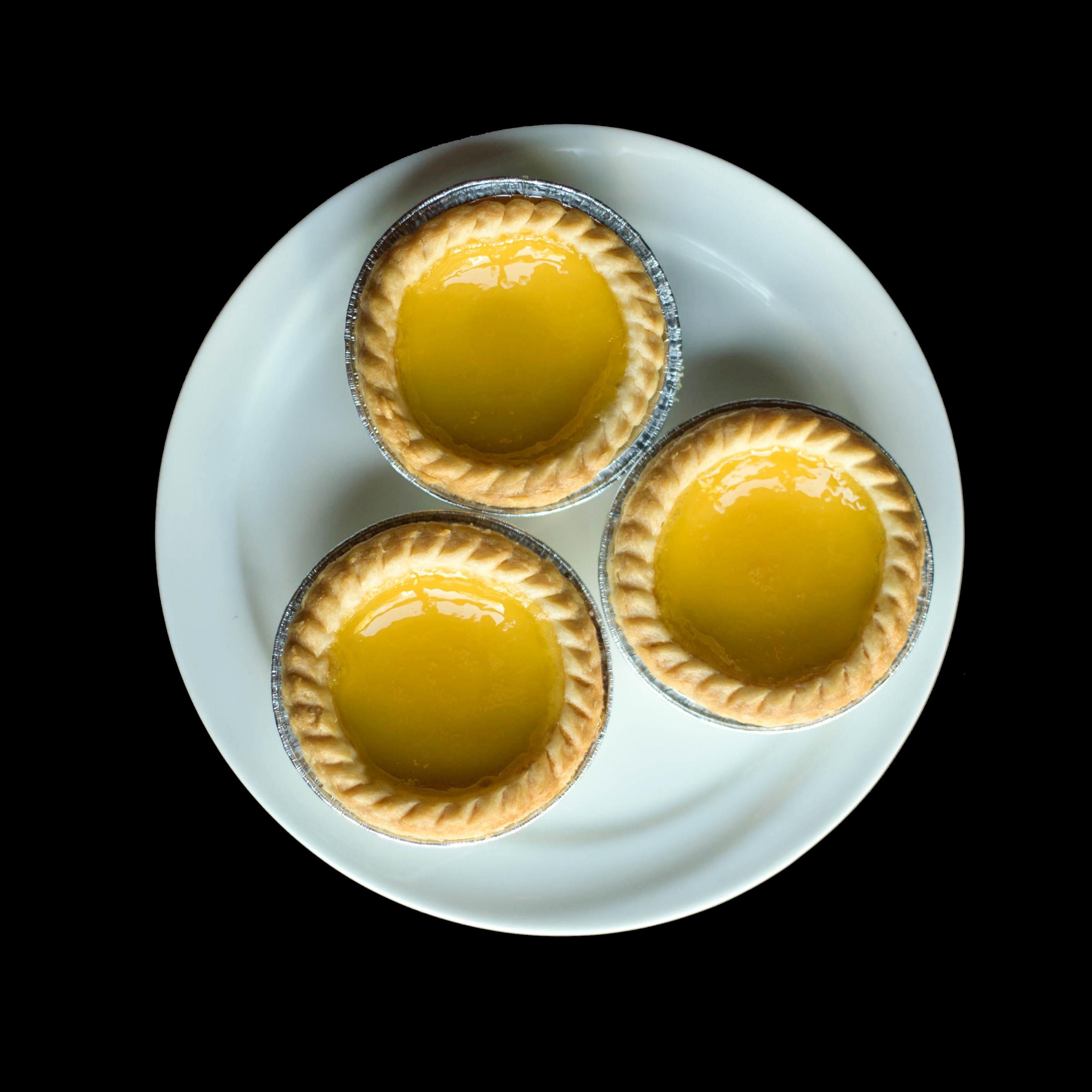 23. 蛋挞 Egg Tarts