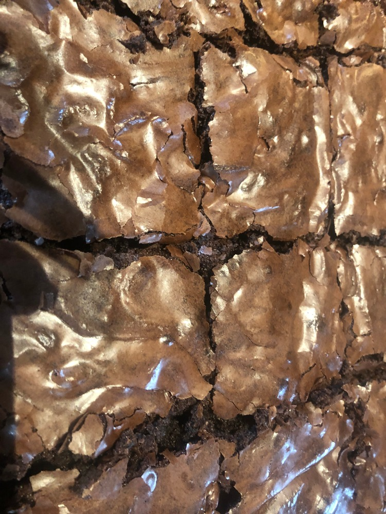 Bubbles Triple Chocolate Brownie Image