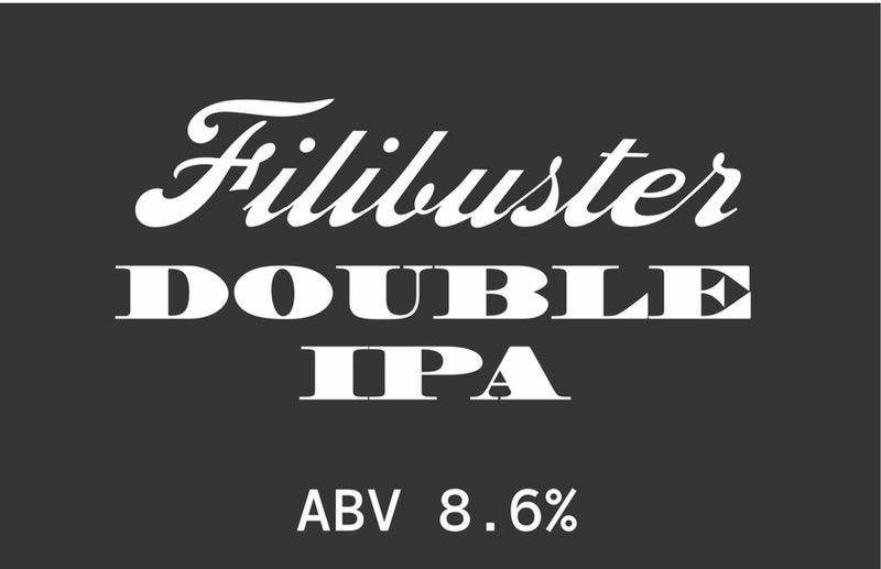 Filibuster Double IPA