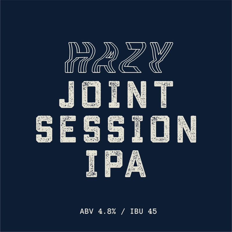 Hazy Joint Session IPA Image