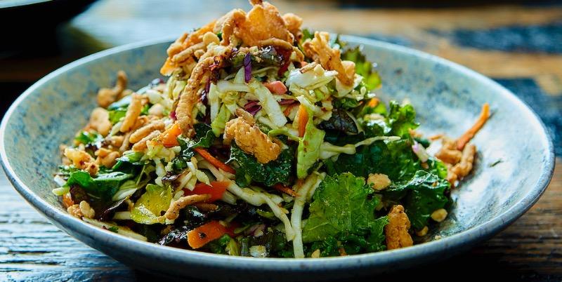 East West Salad Image