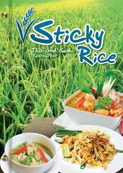 Sticky Rice Thai & Sushi