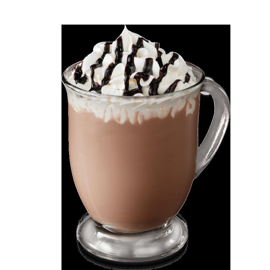 White Hot Chocolate Image