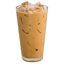 Black-Out Iced Coffee