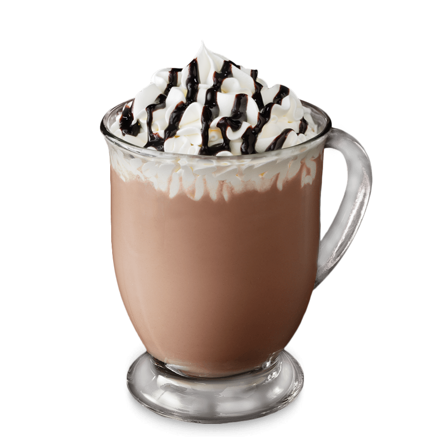 Mint Hot Chocolate Image