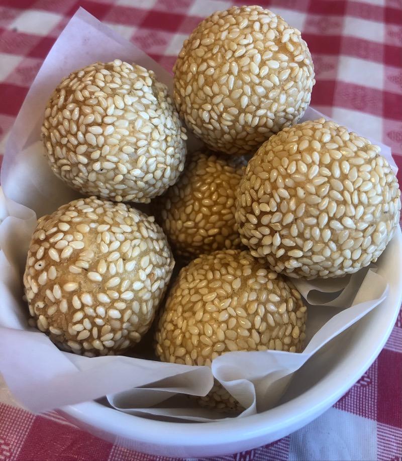 Sesame Ball (6) 芝麻球