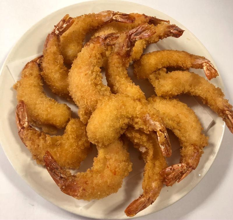 Fried Breaded Shrimp (14) 面包虾 Image