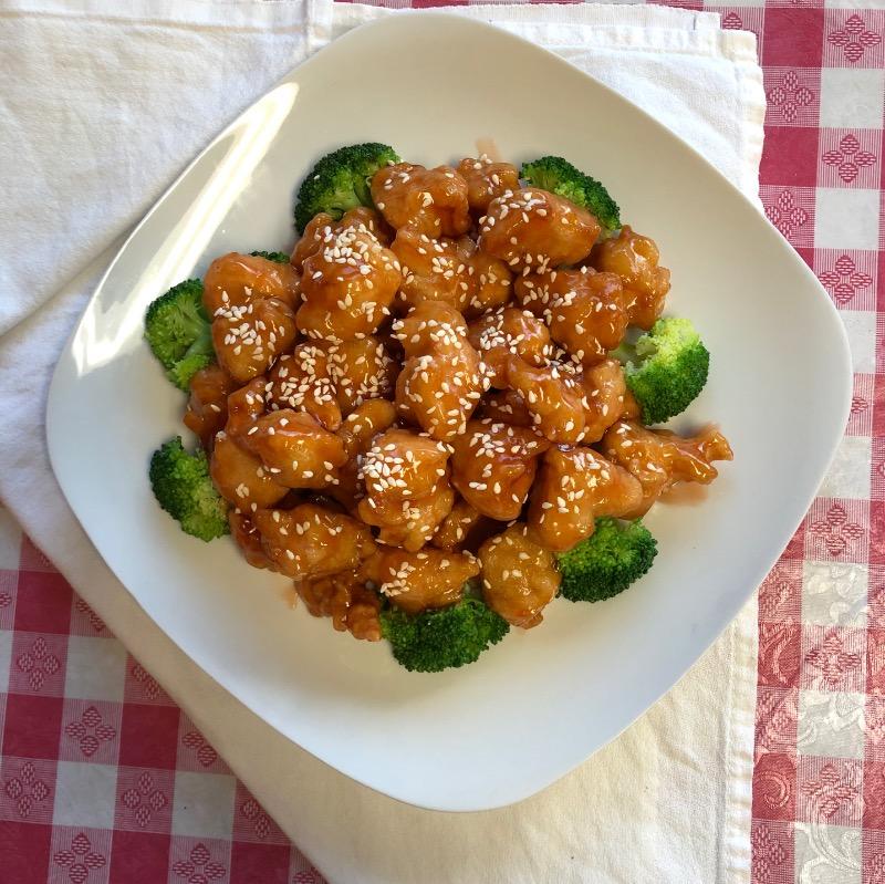 Sesame Chicken 芝麻鸡 Image