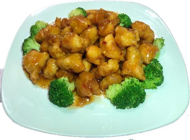 General Tso's Chicken 左鸡 Image