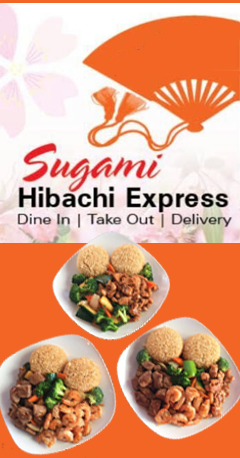 Sugami Hibachi Express - Aurora