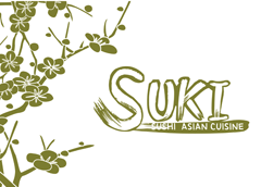 Suki Asian Cuisine - Norwalk, OH