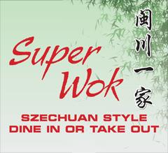 Super Wok - Cary