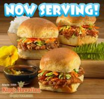Hawaiian Sliders (one dozen) Image