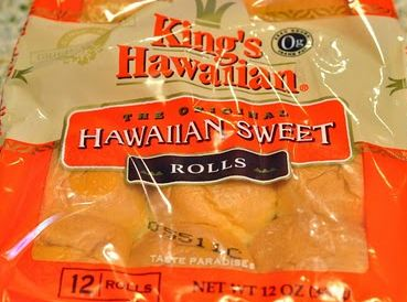 12 Hawaiian Bread Rolls