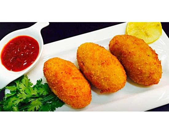 Classic Japanese Beef Croquette (3 Pc) Image