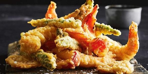 Shrimp Combo Tempura