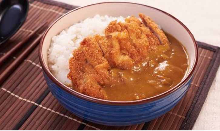 Tonkatsu Curry Bowl Image