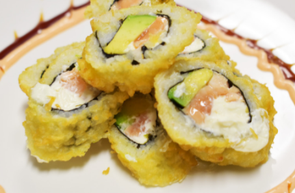Traditional Vegas Roll Image