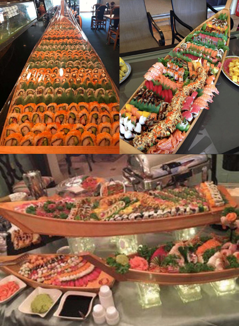 Sushi Party Boat