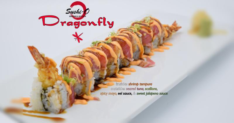 *Dragonfly Roll