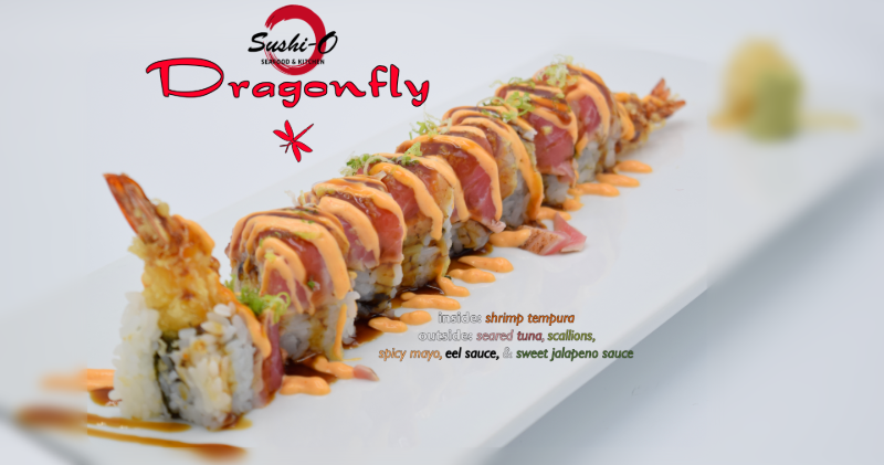 *Dragonfly Roll Image