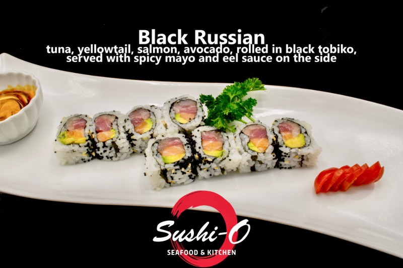 *Black Russian Roll Image
