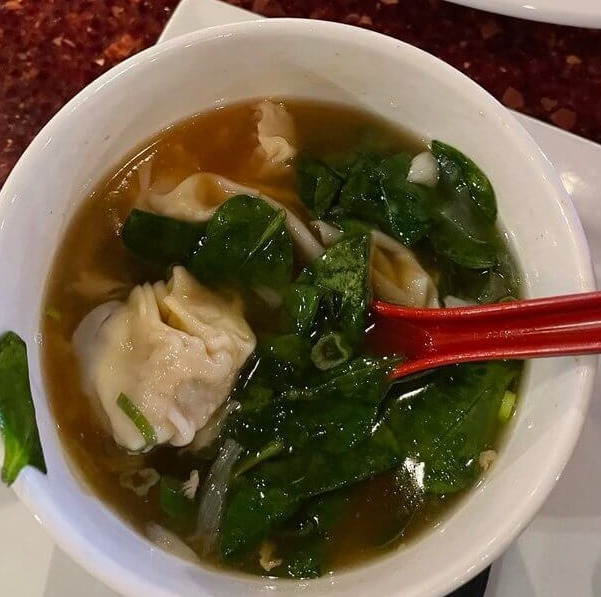 Dumpling Soup Image