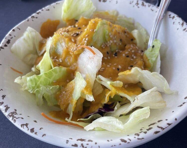 Ginger Salad Image