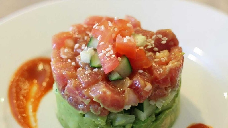 Spicy Tuna Tartar Image