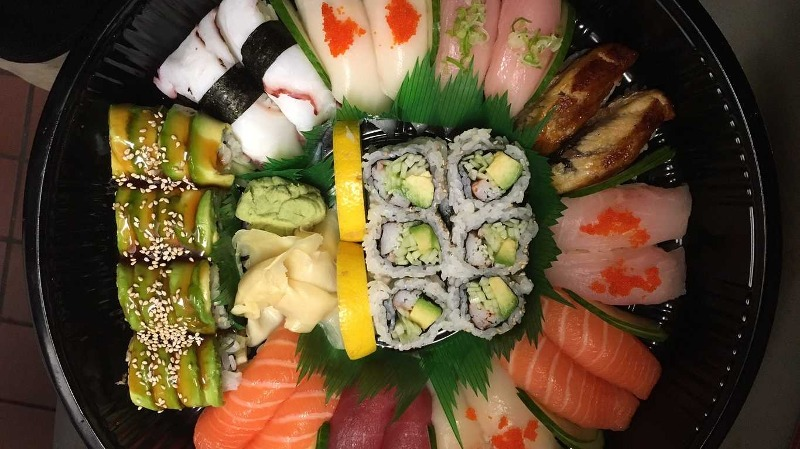 Sushi for 2