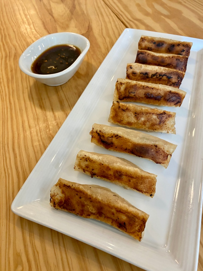 Pork Pan Fried Dumplings Image