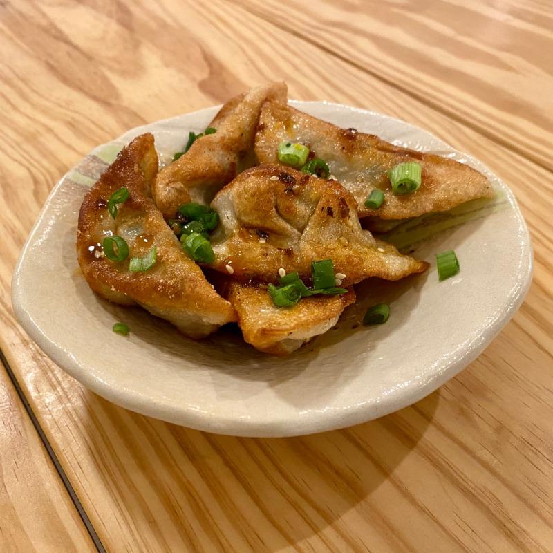 Jian Jiou Pork Dumplings