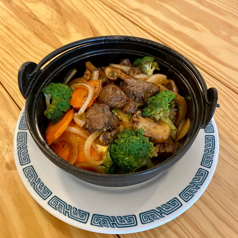 Beef Clay Pot Image