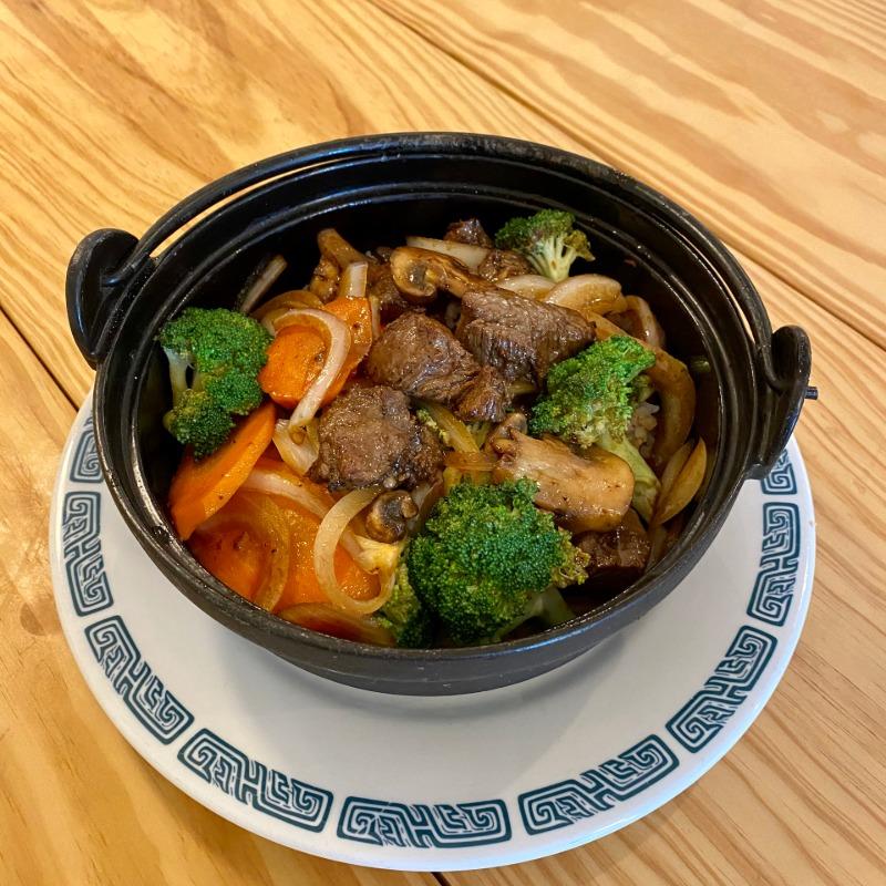 Beef Clay Pot Image
