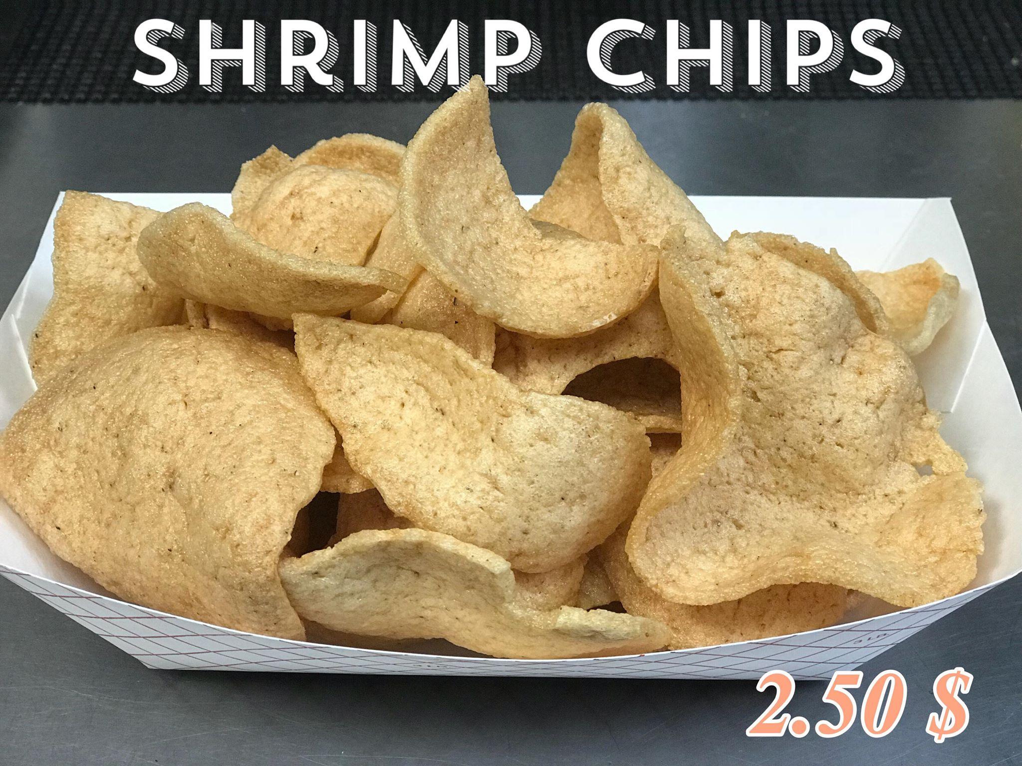 Shrimp Chips Image