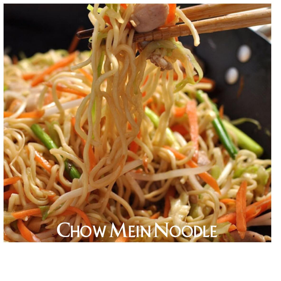 Chown Mein Noodle Image