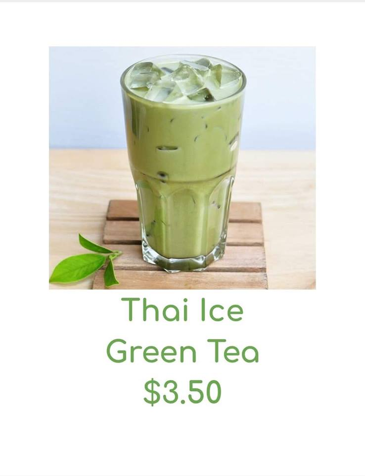 Thai Green Tea-Jasmine