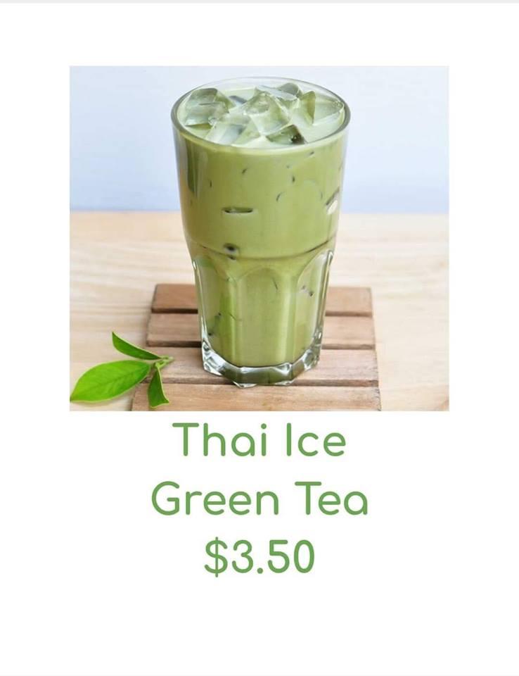 Thai Green Tea-Jasmine Image