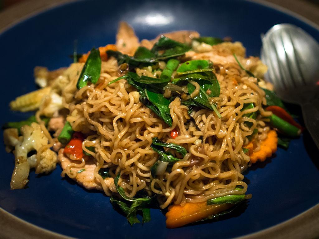 Ramen Noodle Image
