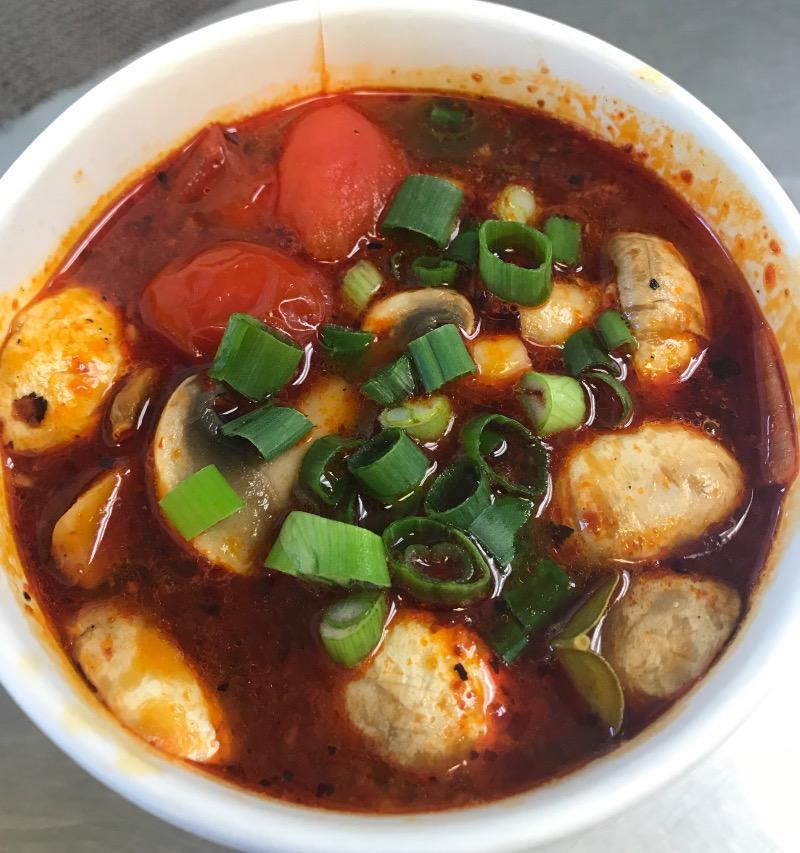 Tom Yum (Hot & Sour Soup) Image